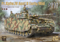Pz.Kpfw.IV Ausf.H Early/Mid, 1:35