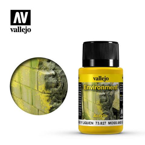 Moss and Lichen 40ml