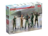 US Pilots & Ground Personnel (Vietnam War), 1:48