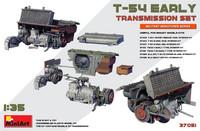 T-54 Early Transmission Set, 1:35