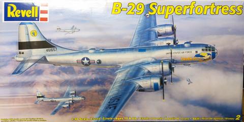 B-29 Superfortress, 1:48