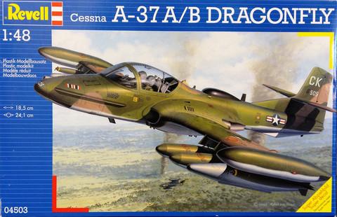 Cessna A-37 AB Dragonfly, 1:48