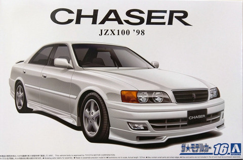 Toyota Chaser JZX100 '98, 1:24