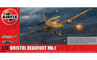 Bristol Beaufort Mk. 1, 1:72 (Pidemmällä Toimitusajalla)