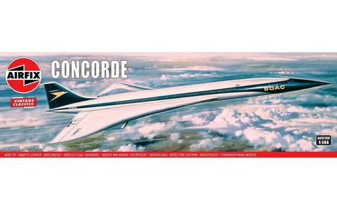 Concorde, 1:144 (Pidemmällä toimitusajalla)