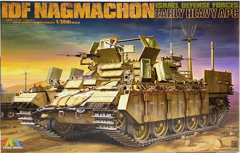 Nagmachon Early Heavy APC, 1:35