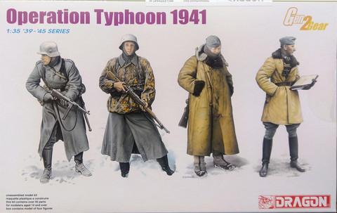 Operation Typhoon 1941, 1:35 (pidemmällä toimitusajalla)