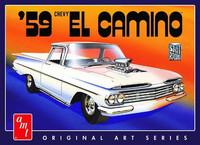 1958 Chevrolet El Camino, 1:25 (Pidemmällä Toimitusajalla)