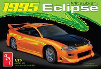 1995 Mitsubishi Eclipse, 1:25 (Pidemmällä Toimitusajalla)