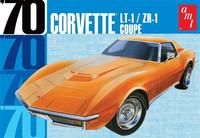 1970 Chevy Corvette Coupe, 1:25 (Pidemmällä Toimitusajalla)