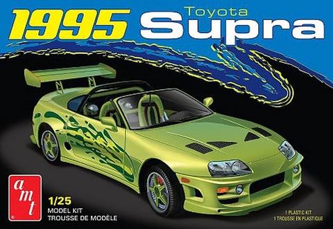 1995 Toyota Supra, 1:25 (Pidemmällä Toimitusajalla)