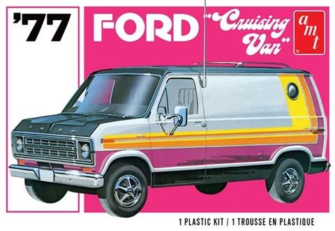 1977 Ford Cruising Van, 1:25 (Pidemmällä Toimitusajalla)