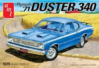 1971 Plymouth Duster 340, 1:25 (Pidemmällä Toimitusajalla)