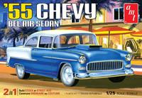 1955 Chevy Bel Air Sedan, 1:25 (Pidemmällä Toimitusajalla)
