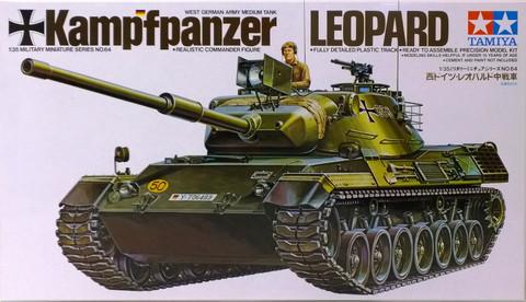 Kampfpanzer Leopard, 1:35 (pidemmällä toimitusajalla)