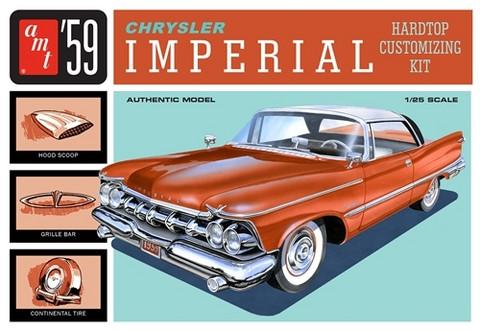 1959 Chrysler Imperial, 1:25 (Pidemmällä Toimitusajalla)