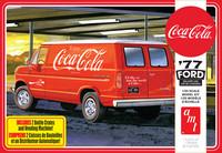 1977 Ford Van w/ Vending Machine Coca Cola, 1:25 (Pidemmällä Toimitusajalla)