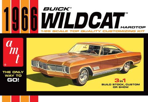 1966 Buick Wildcat, 1:25 (Pidemmällä Toimitusajalla)