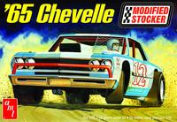 Chevy Chevelle Modified Stocker, 1:25 (Pidemmällä Toimitusajalla)