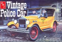 1927 Ford Model T Police Car, 1:25 (Pidemmällä Toimitusajalla)