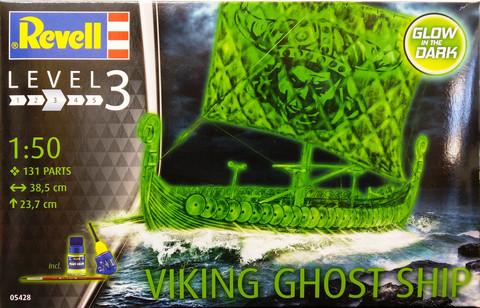 Viking Ghost Ship, 1:50 (pidemmällä toimitusajalla)