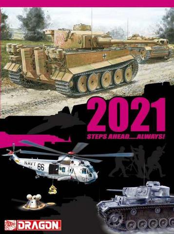 Dragon Catalogue 2021