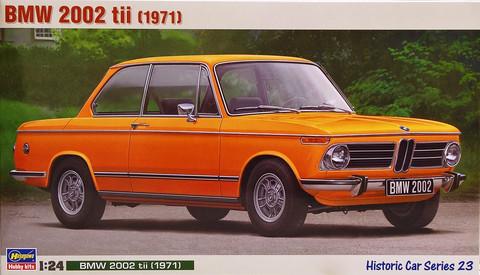 BMW 2002 tii 1971, 1:24