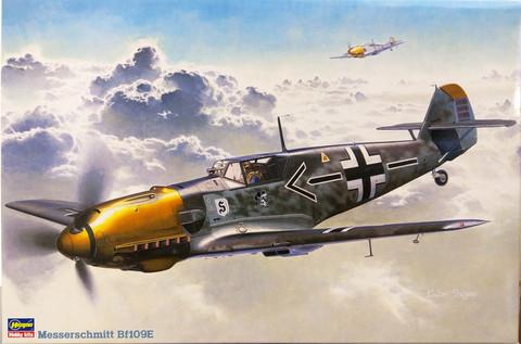 Messerschmitt Bf109E, 1:32