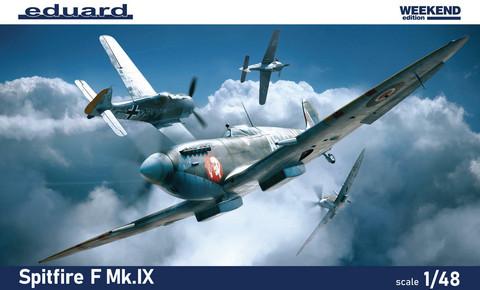 Supermarine Spitfire F Mk.IX, 1:48