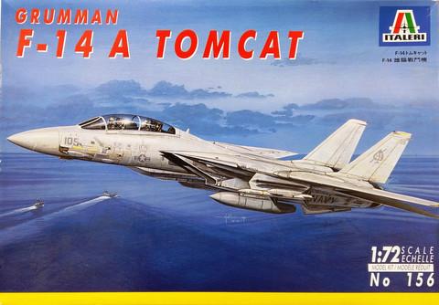 Grumman F-14 A Tomcat, 1:72