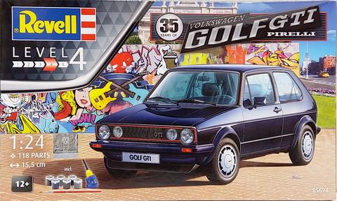 Volkswagen Golf GTI Pirelli, 1:24