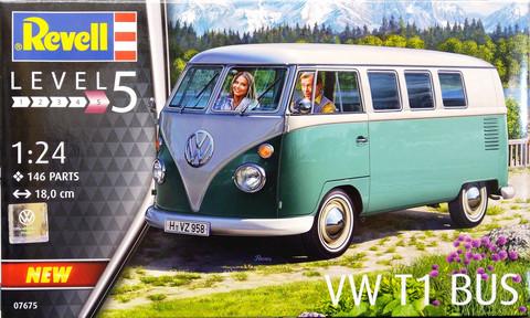 Volkswagen T1 Bus, 1:24