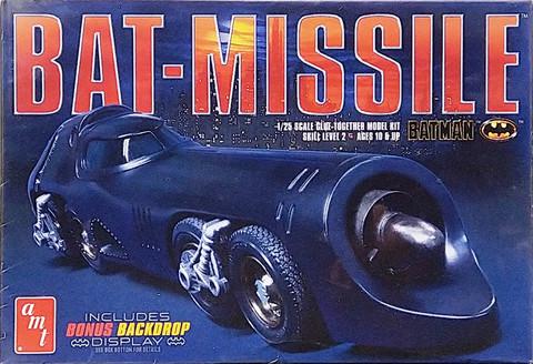 Bat-Missile, 1:25