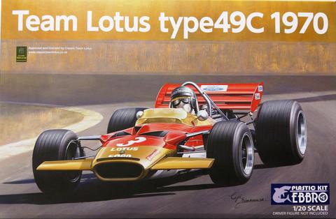 Lotus Type 49C 1970, 1:20