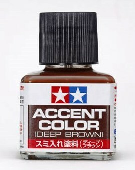 Panel Accent Color Deep Brown 40ml
