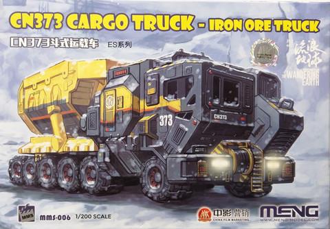 CN373 Cargo Truck (Iron Ore Truck), 1:200