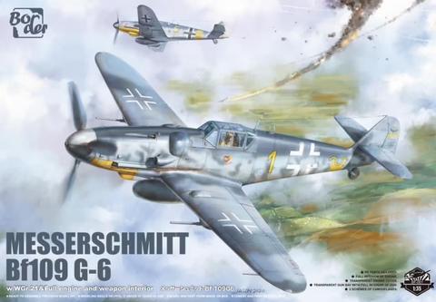 Messerschmitt Bf 109 G-6, 1:35