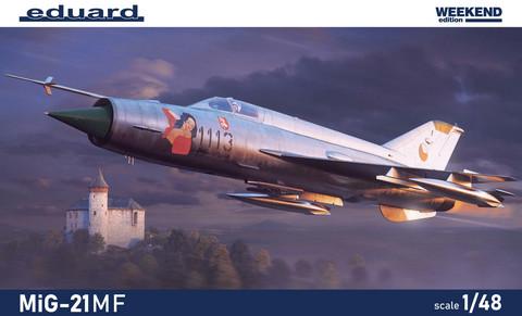 MiG-21MF, 1:48