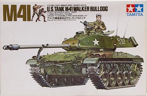 M41 Walker Bulldog, 1:35