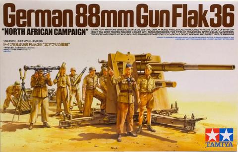 German 88mm Gun Flak36