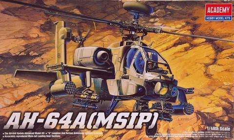 AH-64A (MSIP), 1:48