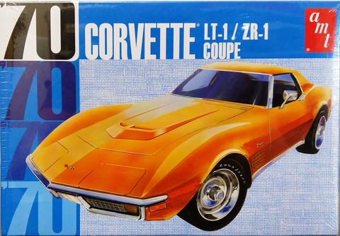 Corvette Coupe LT-1/ZR-1 1970, 1:25