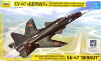 SU-47 Berkut, 1:72