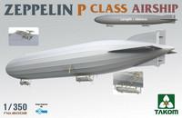 ENNAKKOTILAUS Zeppelin P Q Class Airship, 1:350