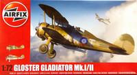 Gloster Gladiator Mk.I / Mk.II, 1:72