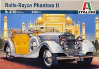 Rolls-Royce Phantom II, 1:24