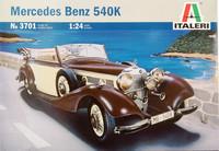 Mercedes-Benz 540K, 1:24