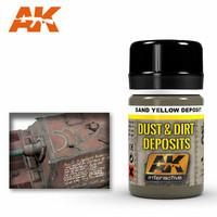 Sand Yellow Deposits 35ml