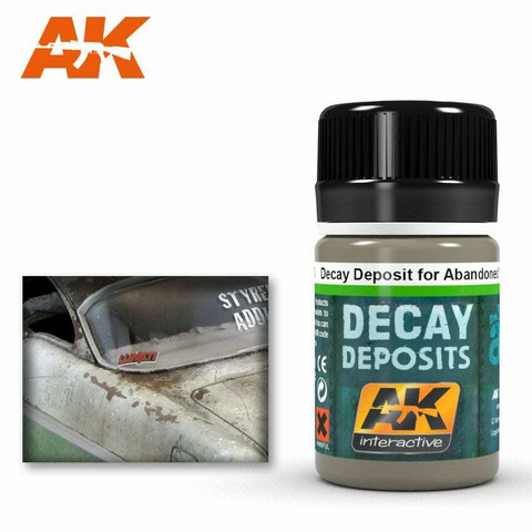 Decay Deposit for Abandoned Vehicles 35ml