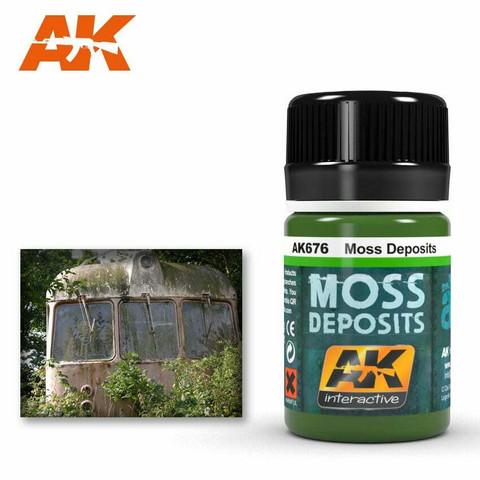 Moss Deposits 35ml